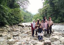 Field Trip Pengenalan Ekosistem dan Tumbuhan di Stasiun Penelitian Ketambe